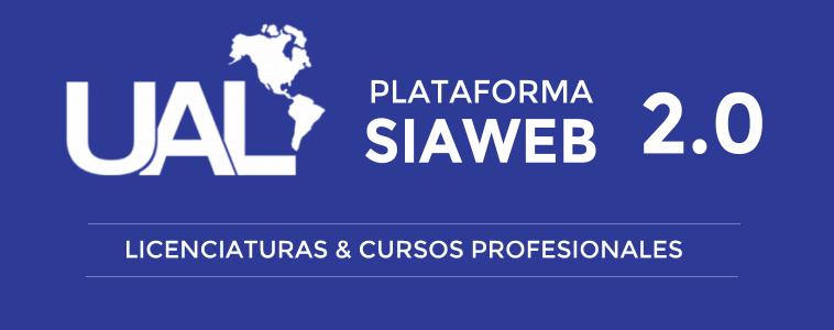 SIAWEB LICENCIATURAS